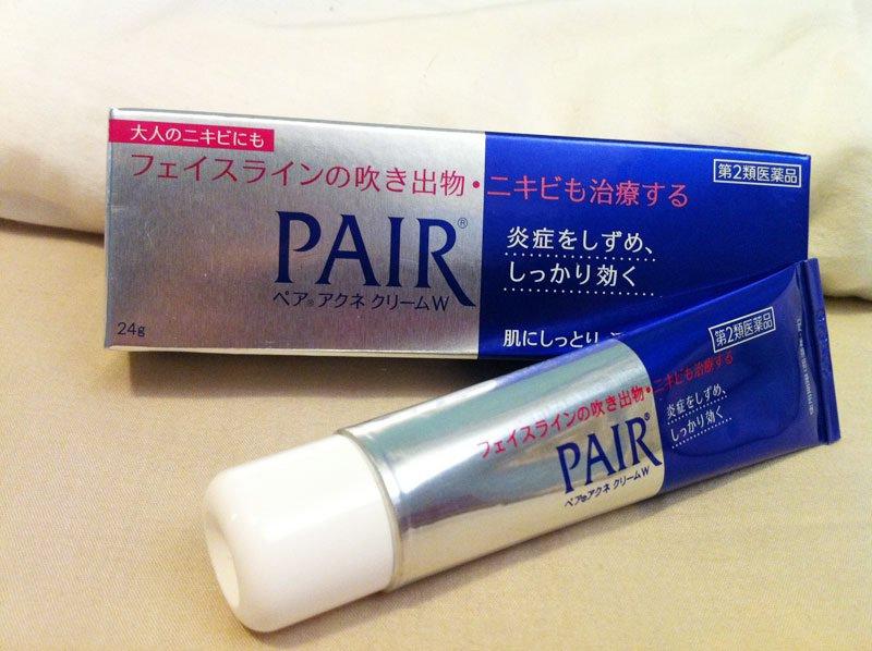 Kem Pair Acne Lion Cream - Cách chữa mụn trứng cá nhanh nhất