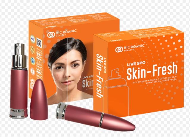 Công dụng xịt lợi khuẩn Skin Fresh