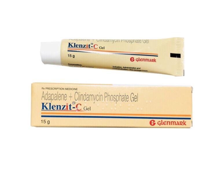 Thuốc trị mụn Klenzit C có tốt không?