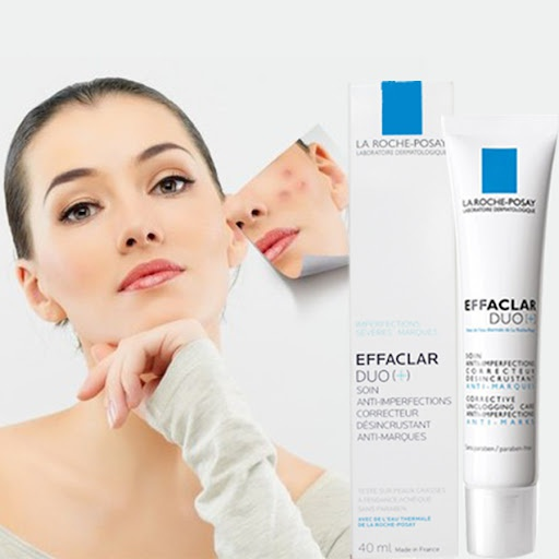Review La Roche Posay Effaclar Duo+ có tốt không? Giá bao nhiêu?