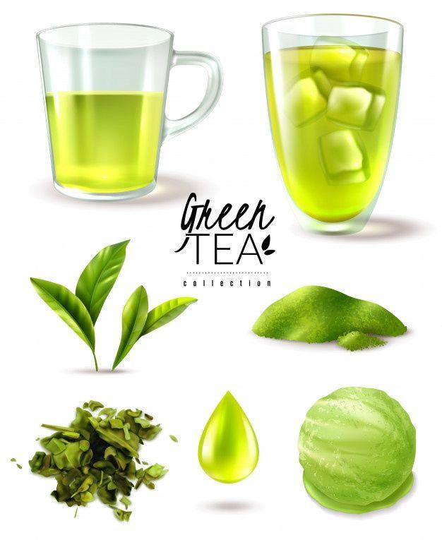 Lá trà xanh trị rụng tóc, giúp mọc tóc nhanh hơn